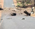 Gadchiroli (Maharashtra): Maoists torch 3 dozen vehicles on Maharashtra Day