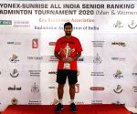 Ashmita, Siril clinch All India Senior ranking titles