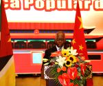 MOZAMBIQUE MAPUTO PRC FOUNDING 70TH ANNIVERSARY RECEPTION