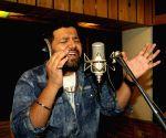 Song recording of Marathi film Band Nylon Che