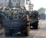 PHILIPPINES-LANAO DEL SUR PROVINCE-CLASHES