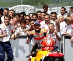 Tuscany (Italy): Italian GP - Marc Marquez secures second place