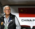 Marcello Lippi returns as China national team coach