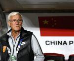 Marcello Lippi returns as China national team coach