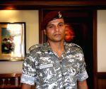 Free Photo:MARCOS braveheart Praveen Teotia remembers 26/11
