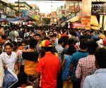 Durga Puja shopping