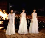 MOROCCO MARRAKECH CHRISTIAN DIOR FASHION SHOW