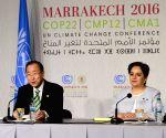 MOROCCO MARRAKECH COP22 UNFCCC