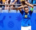 Women's WC: Marta creates history with record 17th goal