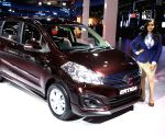 Maruti Suzuki launches next generation MUV Ertiga