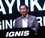 "Maruti Suzuki launches ""IGNIS"