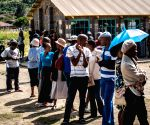 LESOTHO MASERU NATIONAL ELECTION