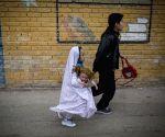 IRAN AFGHAN REFUGEE LIFE