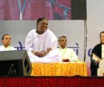 Mata Amritanandamayi during a programme