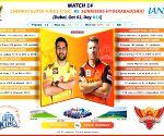 Match -14: Chennai Super Kings Vs Sun Risers Hyderabad.
