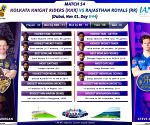 RR look to continue charge for playoffs vs KKR