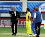 CSK win toss and elect to bowl against DC, Mishra replaces Ashwin