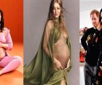 Free Photo: Maternity fashion the celebrity way