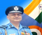 Free Photo: Mathur new IAF training command chief in Bengaluru