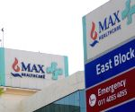 File Photos: Max Hospital