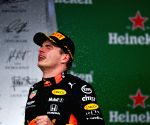 Verstappen sets the pace at Styrian GP as Ricciardo crashes