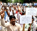 MCD Employees' demonstration