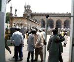 File Photos: Mecca Masjid