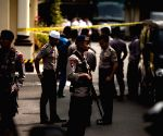 INDONESIA MEDAN SUICIDE BOMBING