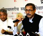 Naresh Trehan's  press conference