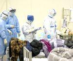 CHINA HUBEI WUHAN NCP TEMPORARY HOSPITAL