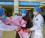 CHINA JILIN CHANGCHUN NOVEL CORONAVIRUS CURED PATIENT