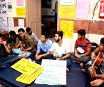 Medical students' hunger strike