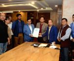 HSCL to develop sports infra for National Games in Meghalaya