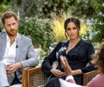 Harry, Meghan accuse UK royals of racism in Oprah interview