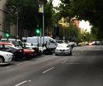 AUSTRALIA MELBOURNE SUSPICIOUS PACKAGE DEFUSE