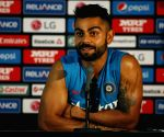 Melbourne (Australia): Press conference - Virat Kohli