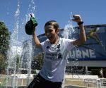 AUSTRALIA MELBOURNE TENNIS AUSTRALIAN OPEN DAY 11 HEAT