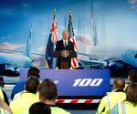 AUSTRALIA MELBOURNE BOEING JOE BIDEN VISIT