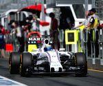AUSTRALIA MELBOURNE F1 FINAL PRACTICE