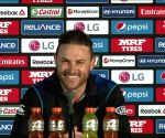 Brendon McCullum's press conference