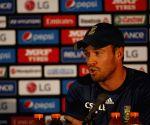 Melbourne (Australia): Press conference - A B de Villiers