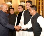 Delegation from Bangladesh meets President Kovind