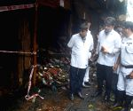 Forensic team visits Bagri market