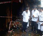 Forensic team visits Bagri market
