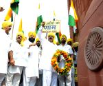 AIATF's rally on the eve of Bhagat Singh's birth anniversary