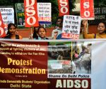 AIDSO's demonstration