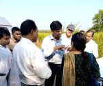 Inter Ministerial central team visits cyclone affected areas of Odisha