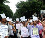 College and University Teachers' Association's demonstration