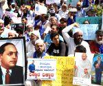 Protest against CAA, NRC, NPR