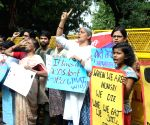 Demonstration against Bihar government